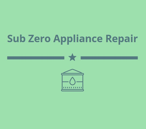 Sub Zero Appliance Repair Ashburn, VA 20147
