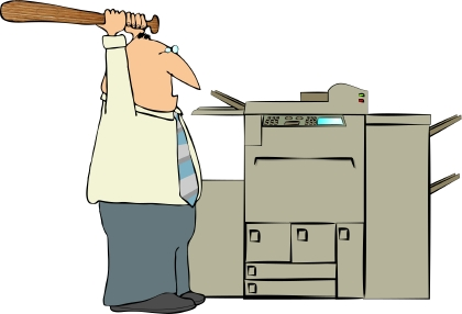 Copy Machine Repair Professionals