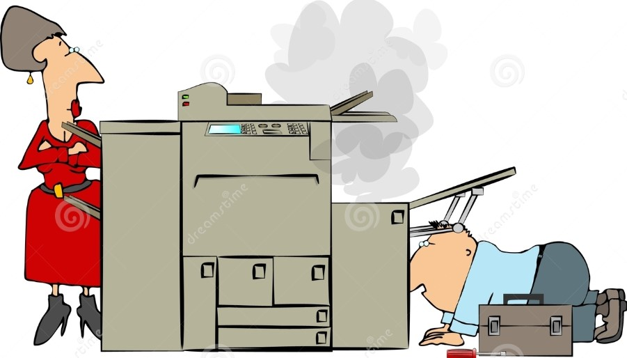 Commercial Copy Machine Repair
