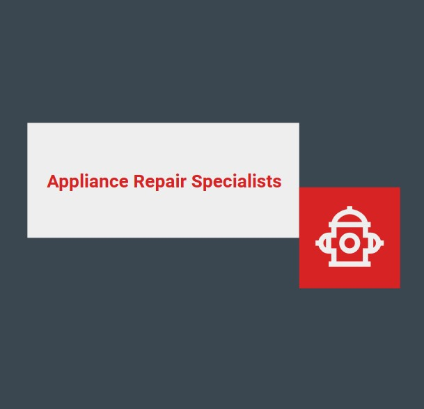 Appliance Repair Specialists Ashburn, VA 20147